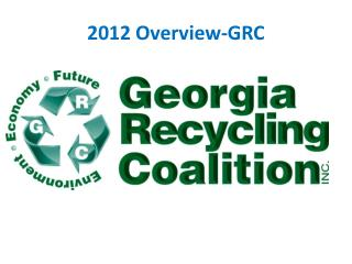2012 Overview-GRC