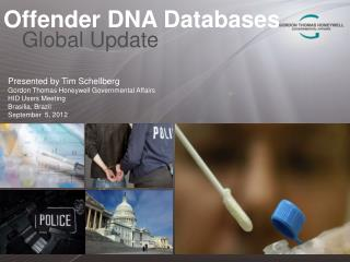 Offender DNA Databases