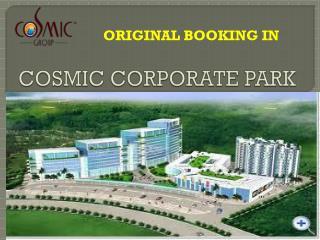 Cosmic Noida Corporate Park Noida