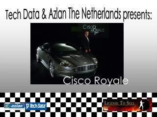 Tech Data & Azlan The Netherlands presents: