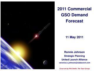 2011 Commercial GSO Demand Forecast