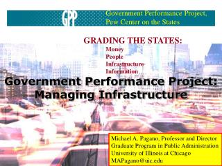 Government Performance Project: Managing Infrastructure