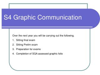 S4 Graphic Communication