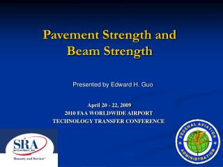 Pavement Strength and  Beam Strength