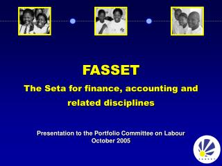 FASSET The Seta for finance, accounting and related disciplines