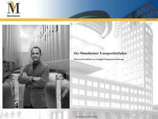 Mannheimer AG Holding