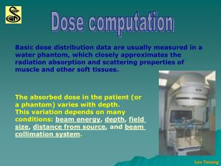 Dose computation
