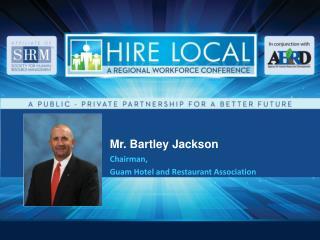 Mr. Bartley Jackson