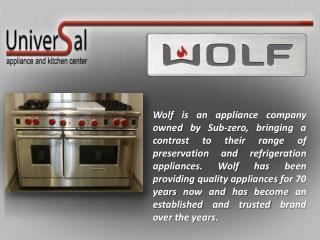 Everything You Wanted to Know About Wolf Appliances