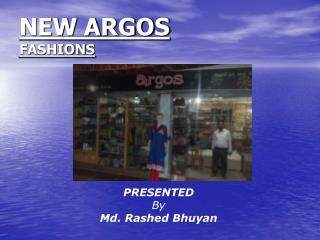 NEW ARGOS  FASHIONS