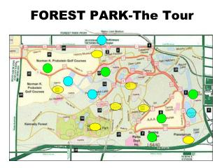 FOREST PARK-The Tour
