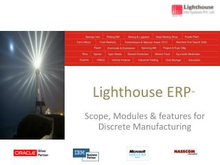 Lighthouse ERP TM