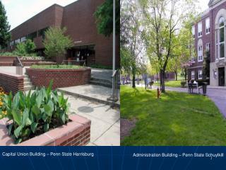 Capital Union Building � Penn State Harrisburg