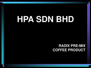 HPA SDN BHD