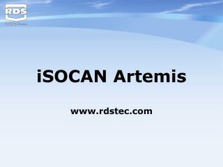 iSOCAN Artemis rdstec