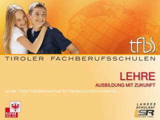 hbi.tsn.at tiroler-fachberufsschulen.at
