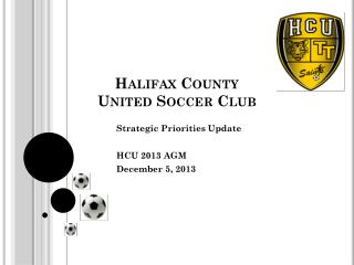 Halifax County  United Soccer Club