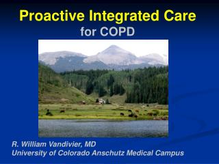 Proactive Integrated Care for COPD