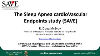 Obstructive Sleep Apnea and Cardiovascular Risk Factors