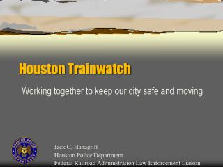 Houston Trainwatch