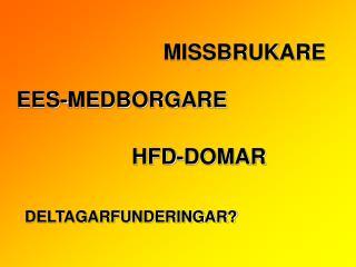 EES-MEDBORGARE