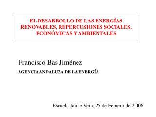 Francisco Bas Jiménez