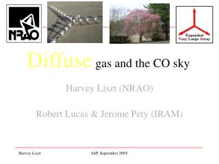 Diffuse gas and the CO sky
