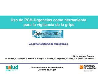 Un nuevo Sistema de Información  Silvia Martínez Cuenca