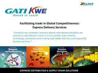 EXPRESS DISTRIBUTION & SUPPLY CHAIN SOLUTIONS