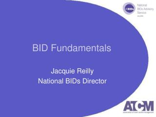 BID Fundamentals