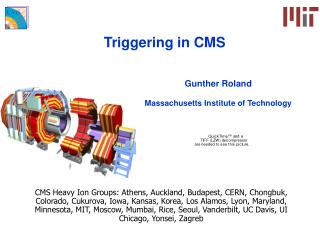 Gunther Roland Massachusetts Institute of Technology