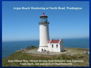 Argus Beach Monitoring at North Head, Washington