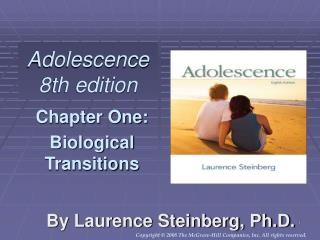 Adolescence 8th edition