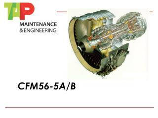 CFM56-5A/B