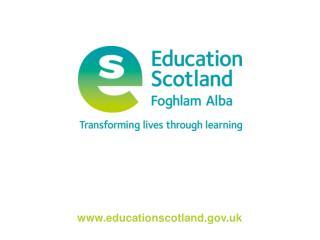 educationscotland.uk