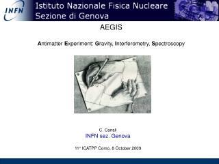 AEGIS A ntimatter  E xperiment:  G ravity,  I nterferometry,  S pectroscopy