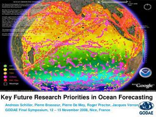 Key Future Research Priorities in Ocean Forecasting