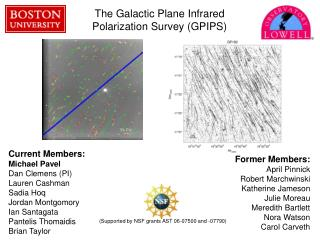 The Galactic Plane Infrared  Polarization Survey (GPIPS)
