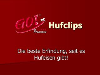 Hufclips