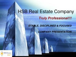 HSB Real Estate Company