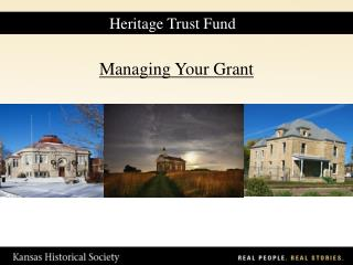 Managing Your Grant