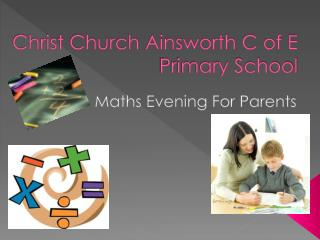 Christ Church Ainsworth C of E Primary School