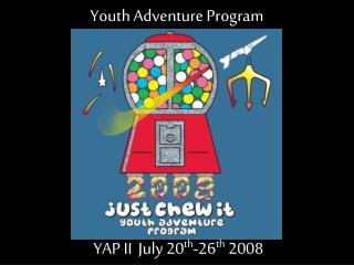 Youth Adventure Program