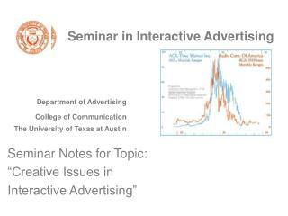 Seminar in Interactive Advertising