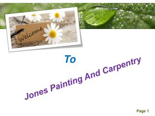 Tips of Interior and Exterior Painting