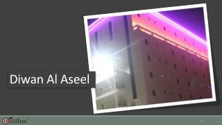 Diwan Al Aseel - Jeddah Hotels Near Airport