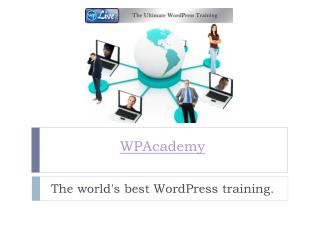 Wordpress Academy