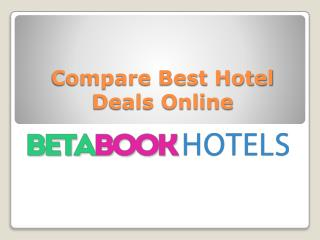 Vote To Compare Hotel Prices