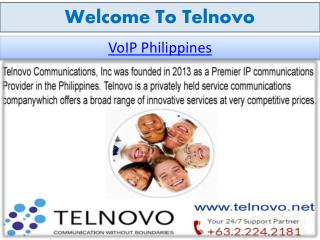 VoIP Philippines - SIP Trunking - Hosted Cloud PBX Services