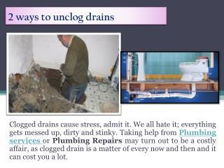 Plumbing Services Nassau